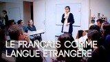 Le français comme langue étrangère
