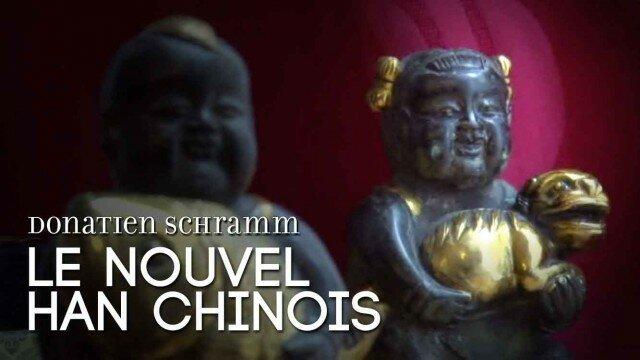 Donatien Schramm, le nouvel han chinois