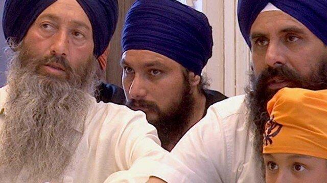 Une visite chez les Sikhs de Bobigny