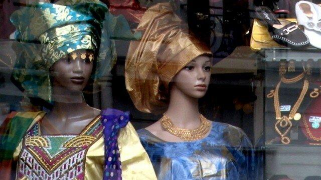 Fashion Mix à la Goutte d'or